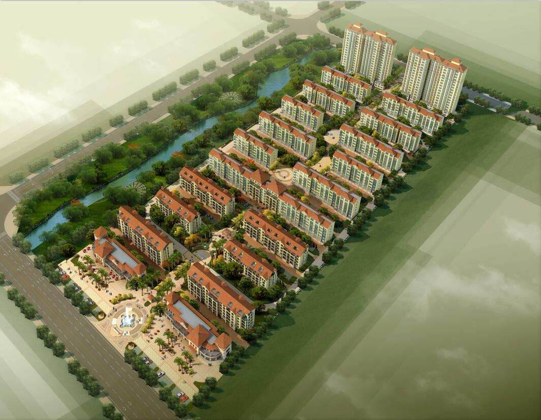 由中国美院资深设计师担纲景观设计.